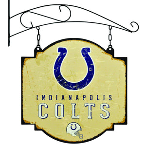 2d8a989f Indianapolis Colts Vintage Tavern Sign