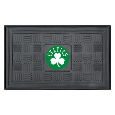 Boston Celtics Medallion Door Mat 19