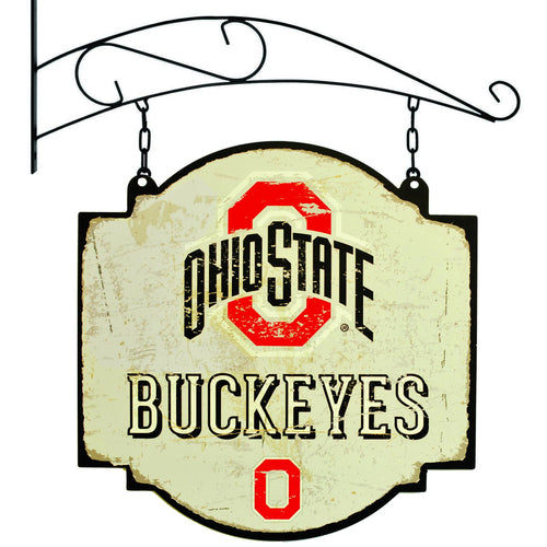 Ohio State Buckeyes Vintage Tavern Sign