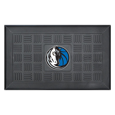 Dallas Mavericks Medallion Door Mat 19