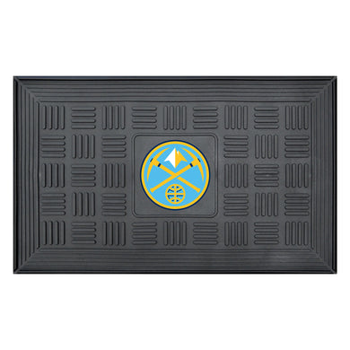 Denver Nuggets Medallion Door Mat 19