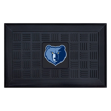 Memphis Grizzlies Medallion Door Mat 19
