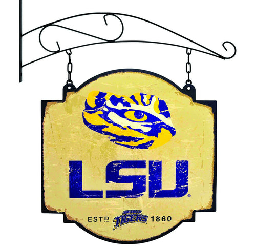 lsu tigers football, lsu tigers basketball, lsu tigers tavern sign
