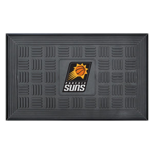 "Phoenix Suns Medallion Door Mat 19""x31"""