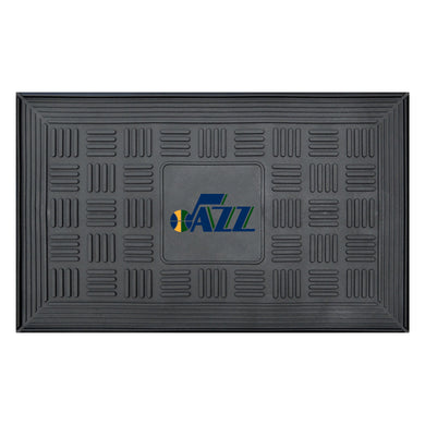 Utah Jazz Medallion Door Mat 19