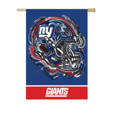 New York Giants Mascot House Flag