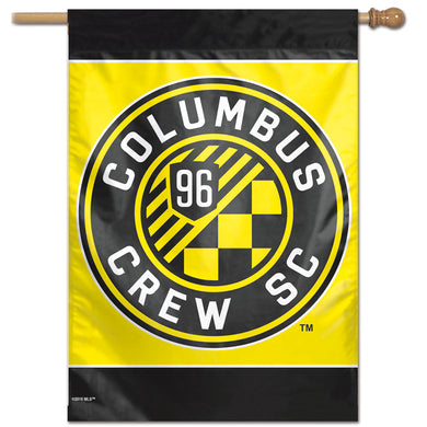Columbus Crew SC Vertical Flag 28
