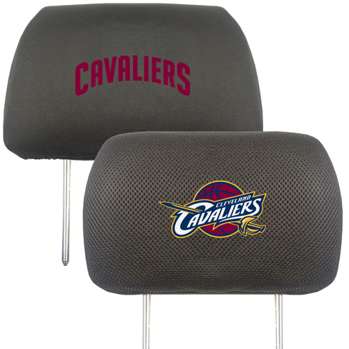 cleveland cavaliers head rest covers