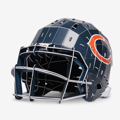 Chicago Bears 3D Helmet Puzzle