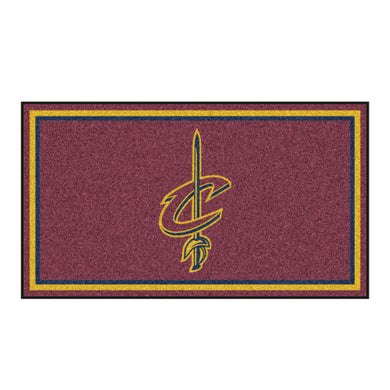 Cleveland Cavaliers Plush Rug - 3'x5'