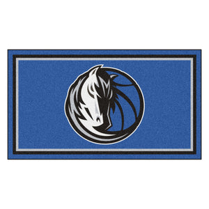 Dallas Mavericks Plush Rug - 3'x5'