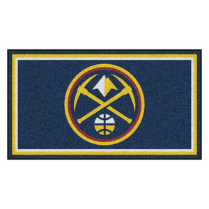 Denver Nuggets Plush Rug - 3'x5'