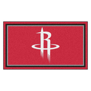 Houston Rockets Plush Rug - 3'x5'