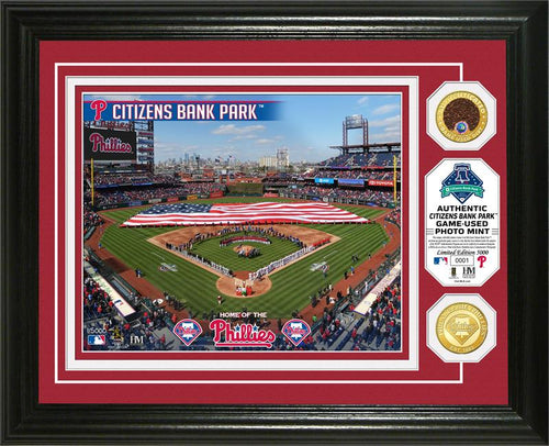 philadelphia phillies game used