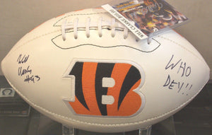 wvu football, cincinnati bengals, will clarke