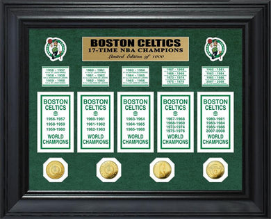 boston celtics nba world champions