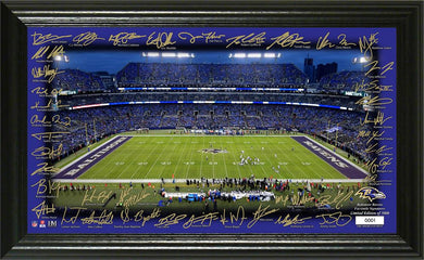 Baltimore Ravens Signature Gridiron Collection