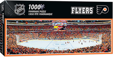 Philadelphia Flyers Panoramic Puzzle
