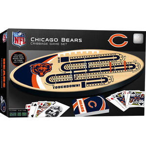 Chicago Bears Cribbage Game