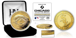 Chicago White Sox Commemorative Gold Mint Coin
