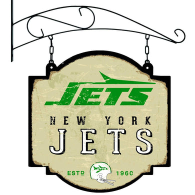 new york jets vintage tavern sign