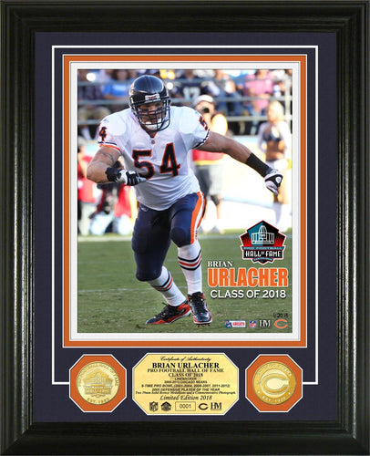 brian urlacher chicago bears