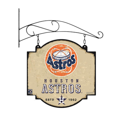 Houston Astros Vintage Tavern Sign
