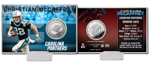 christian mccaffrey carolina panthers