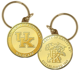 Kentucky Wildcats key chain