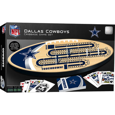 Dallas Cowboys Cribbage Game