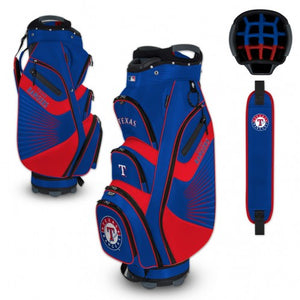 Texas Rangers Bucket Cooler Cart Golf Bag