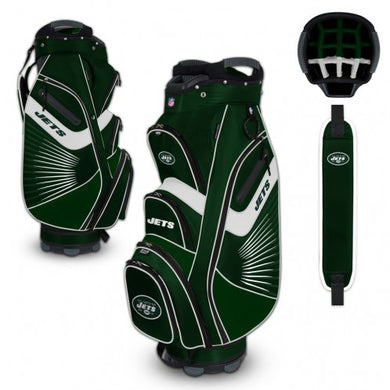new york jets golf bag