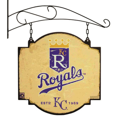 Kansas City Royals Vintage Tavern Sign
