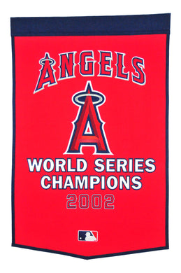 la angels world series champions