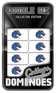 boise state broncos football, boise state broncos basketball, boise state broncos dominoes