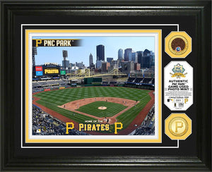 pittsburgh pirates pnc park game used