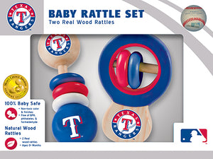 Texas Rangers Rattles, Baby toy