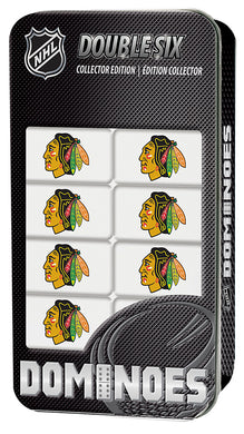 Chicago Blackhawks Dominoes