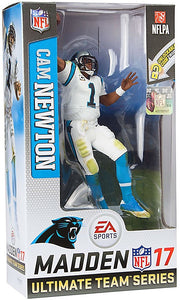 Cam Newton Carolina Panthers McFarlane EA Sports Madden 17 Ultimate ... 754f8366d