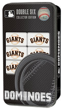 San Francisco Giants Dominoes