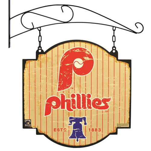 Philadelphia Phillies Vintage Tavern Sign