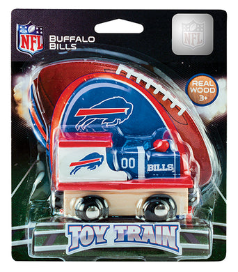 Buffalo Bills Train, Buffalo Bills Toy Train, NFL Trains