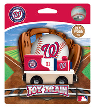 washington nationals toy train