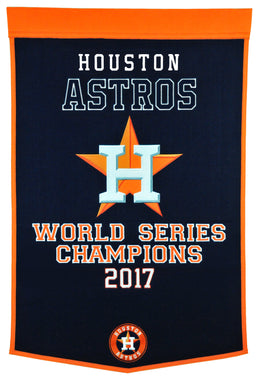 houston astros world series champions dynasty banner