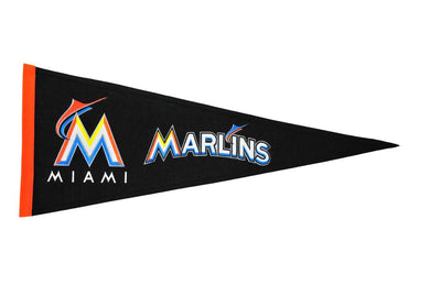 Miami Marlins Traditions Pennant