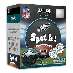 Philadelphia Eagles Spot It Game