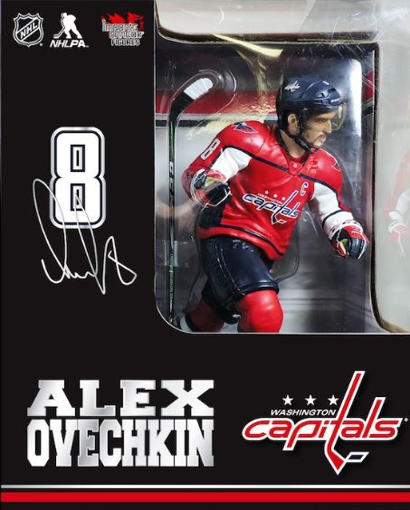 Alexander Ovechkin Washington Capitals 2018-2019 NHL 12