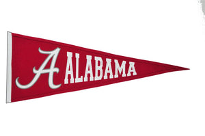 Alabama Crimson Tide Traditions Pennant