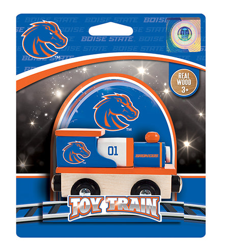 Boise State Broncos Toy Train