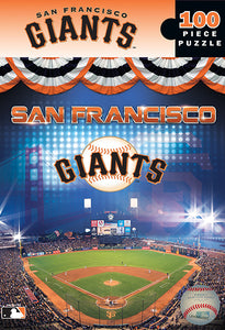 San Francisco Giants 100 Piece Puzzle